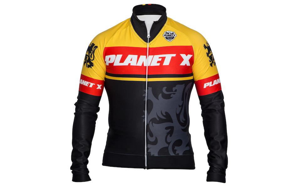 Planet X Pro Level Flanders Long Sleeve Jersey
