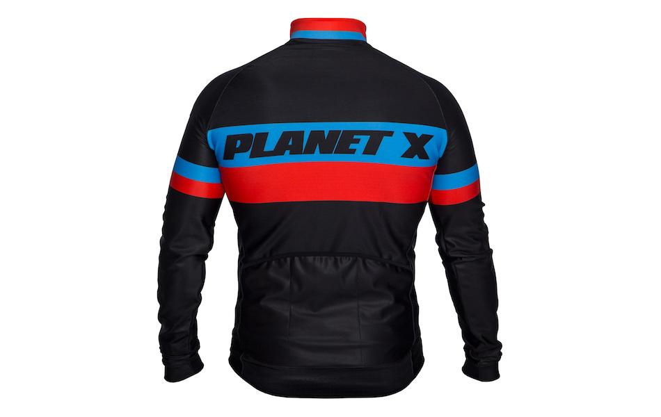 Planet X Pro Level Retro X Long Sleeve Jersey