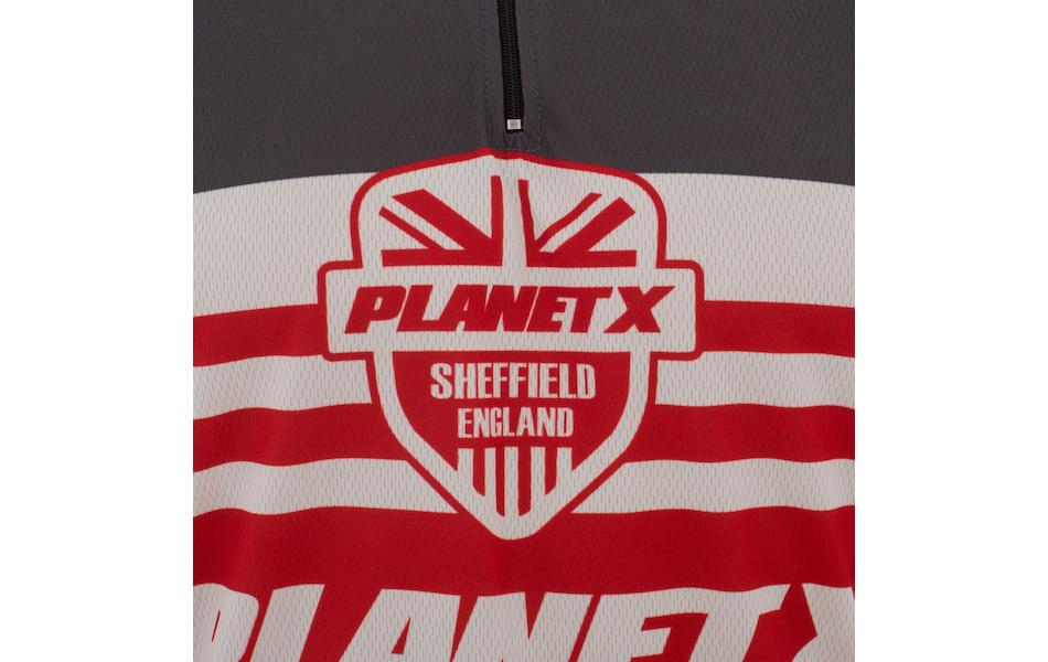 Planet X Shield Short Sleeve Jersey