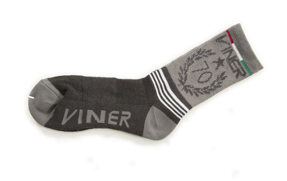 Viner Platinum 70th Anniversary Thicky Merino Cycling Socks