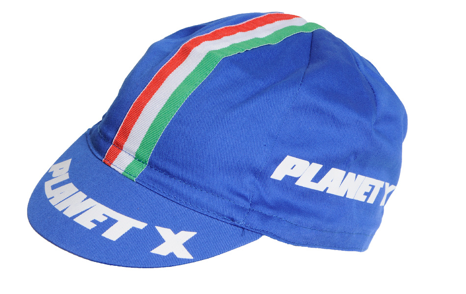 Planet X Cotton Cycling Cap