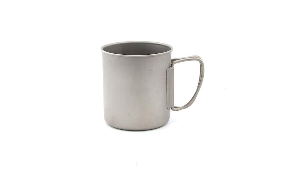 Fire-Maple FMP-307 Titanium 320ml Travel Mug