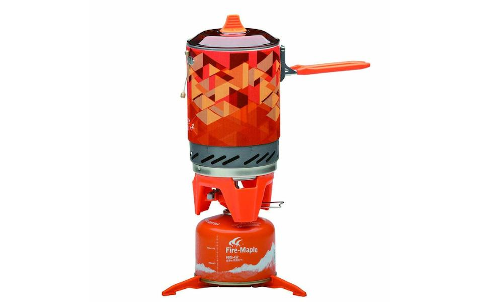 Fire-Maple Star FMS-X2 Outdoor Cooking System / Orange