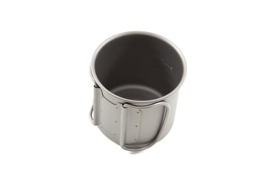 Jobsworth Titanium 250ml Mug
