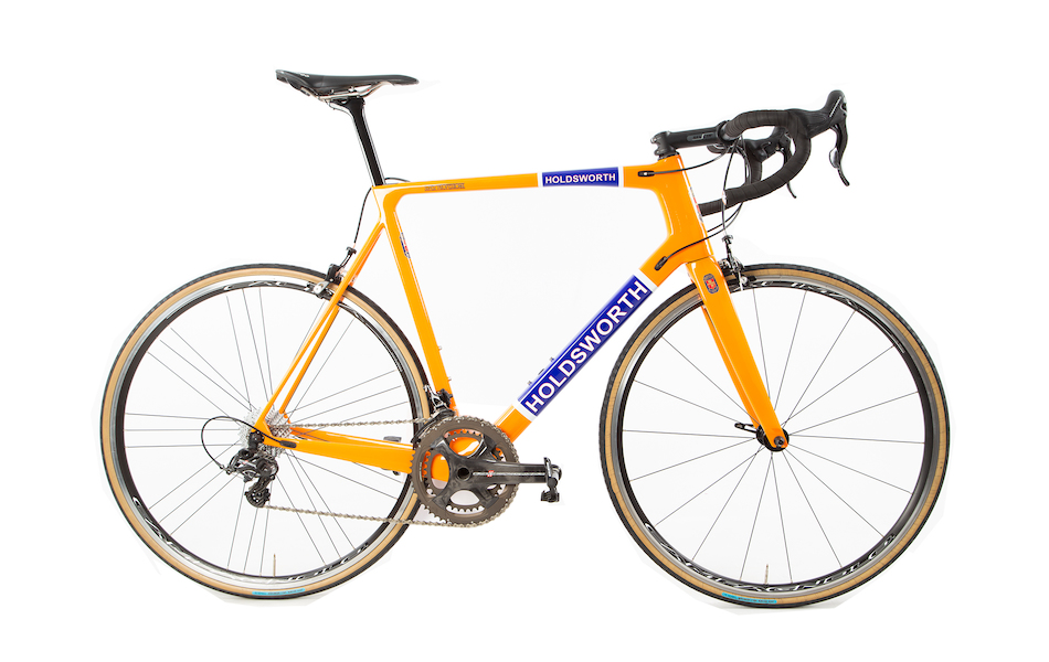 Holdsworth Super Professional / Campagnolo Super Record / XLarge / Team Orange / Calima Wheelset - EX TEAM