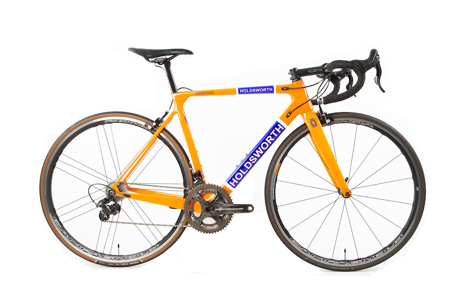 Holdsworth Super Professional Chorus Road Bike / 52cm Small / Team Orange / Zonda Wheelset - EX TEAM