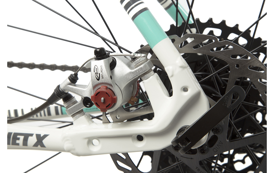 Planet X Full Monty SRAM Apex 1 Mechanical Gravel Bike