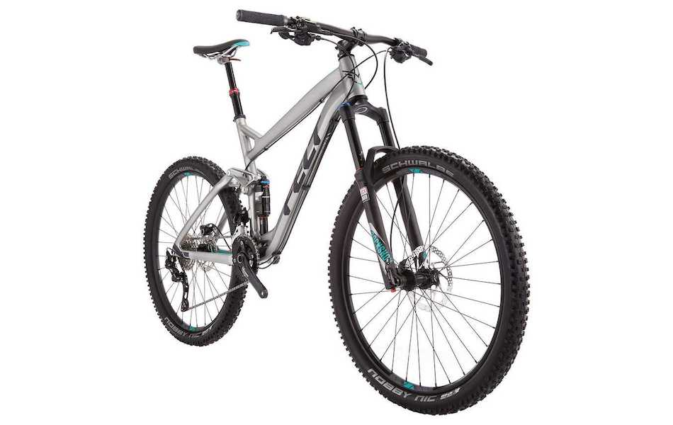 553a6c565ca Felt Decree 30 27.5 Mountain Bike Matte Panzer Grey