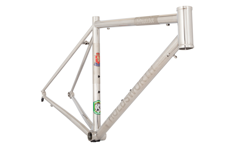 Holdsworth Strada 953 Stainless Steel Road Frame | Planet X