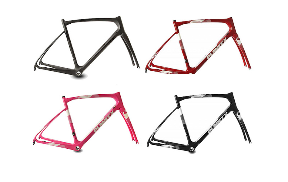Planet X Pro Carbon EVO Disc Frameset