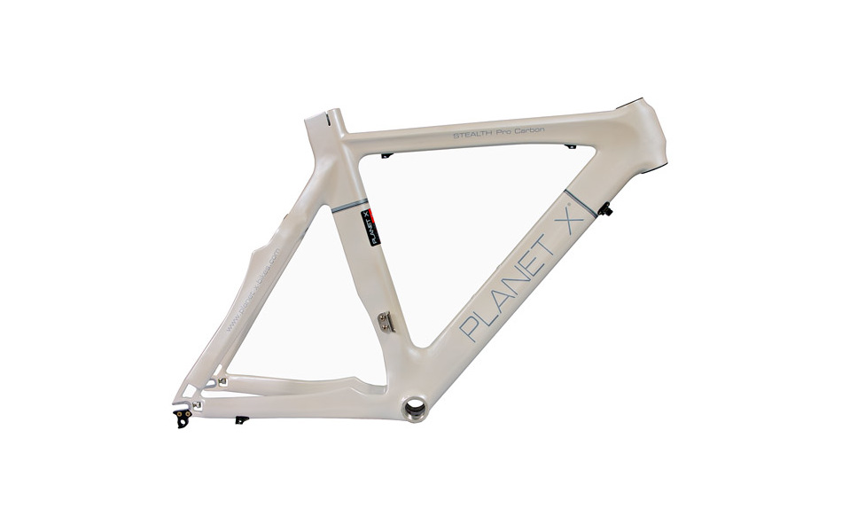 Stealth Pro Carbon 650 Frame Classic Logo | Planet X