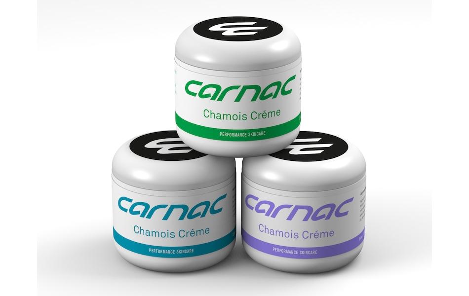 Carnac Menthol Chamois Creme