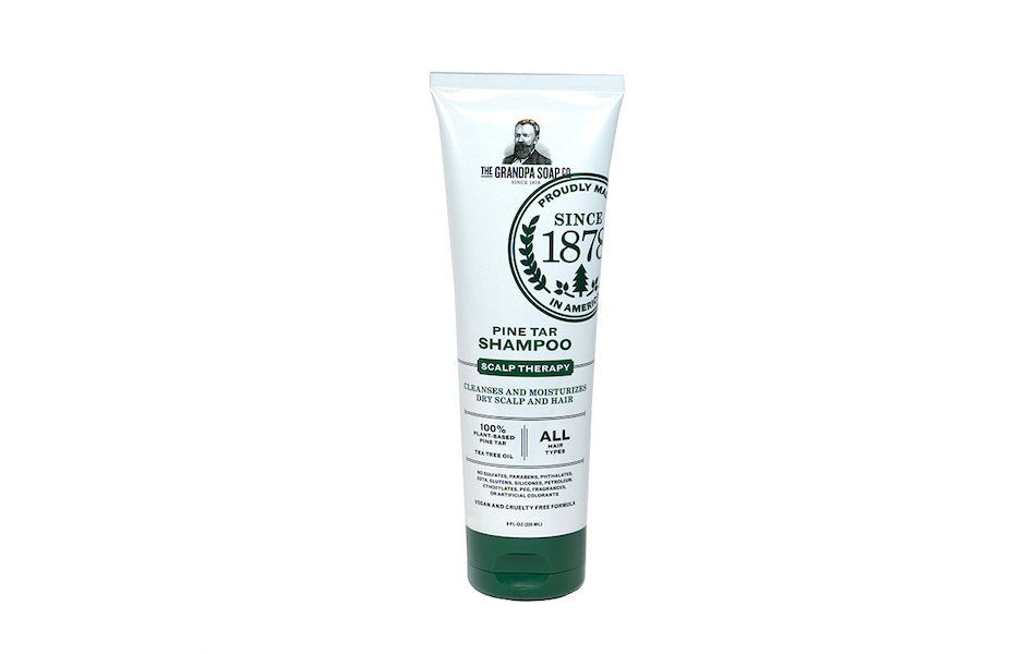 The Grandpa Soap Co Pine Tar Shampoo