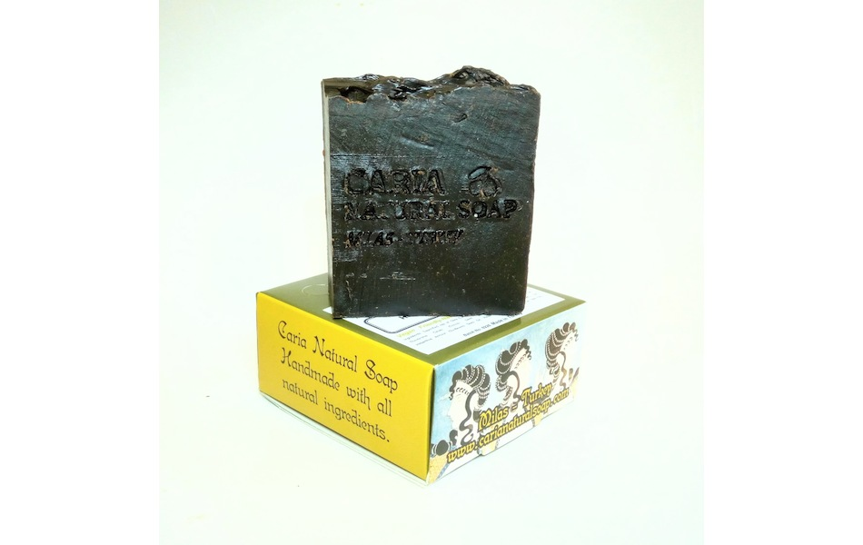 Caria Natural Pine Tar Soap Bar