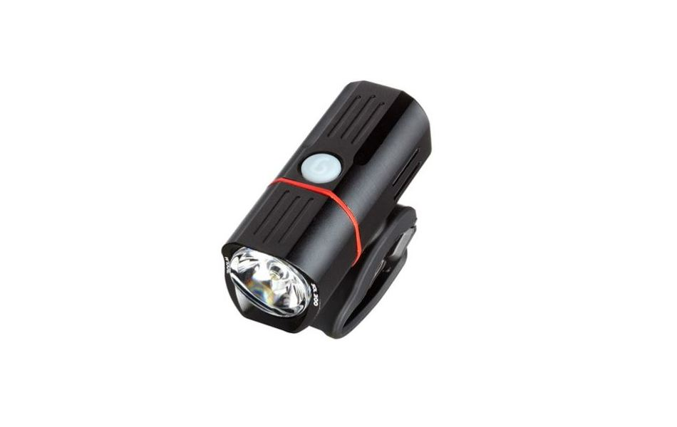 Guee SOL 300E Head Light Black