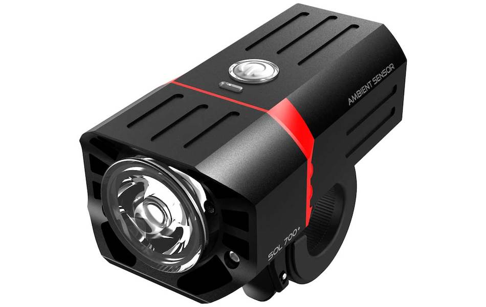 Guee SOL 700 Plus Ambient Light Black