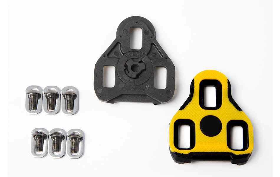 7f3bb5c59 Jobsworth Keo Grip System Compatible 0 Float Cleat Black