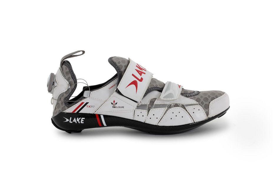 Lake TX312C Triathlon Womens Carbon Cycling Shoes