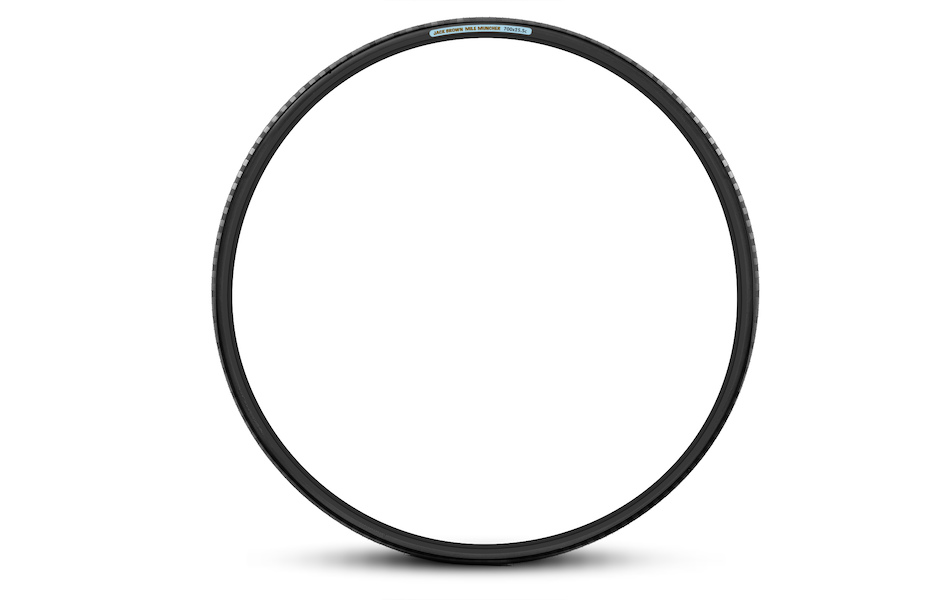 Jack Brown Mile Muncher 700c Folding Tyre