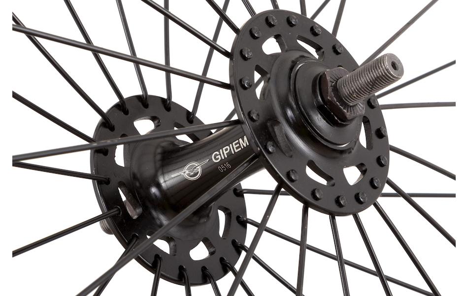 Gipiemme Pista Fixed 700c Clincher Wheelset