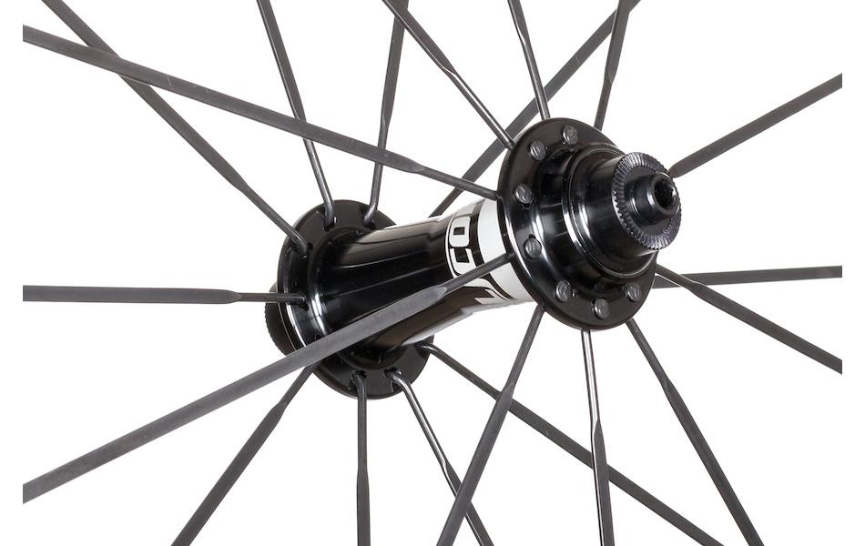 Selcof Delta 11spd 40mm Carbon Clincher Wheelset