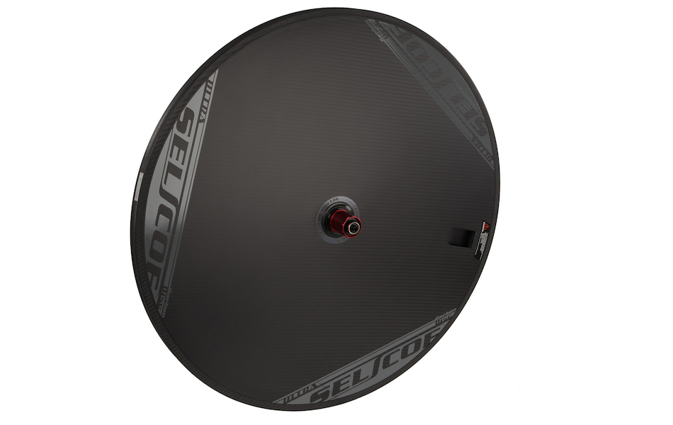 Selcof Ultra Disc Carbon Time Trial / Triathlon Rear Disc Skinned Wheel