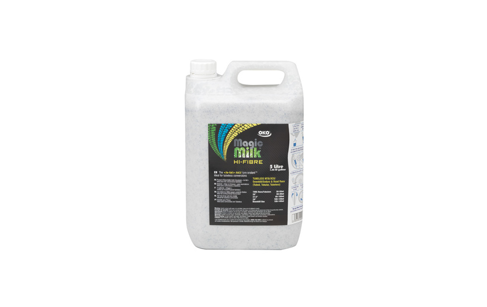 OKO Magic Milk Hi-Fibre Tyre Sealant
